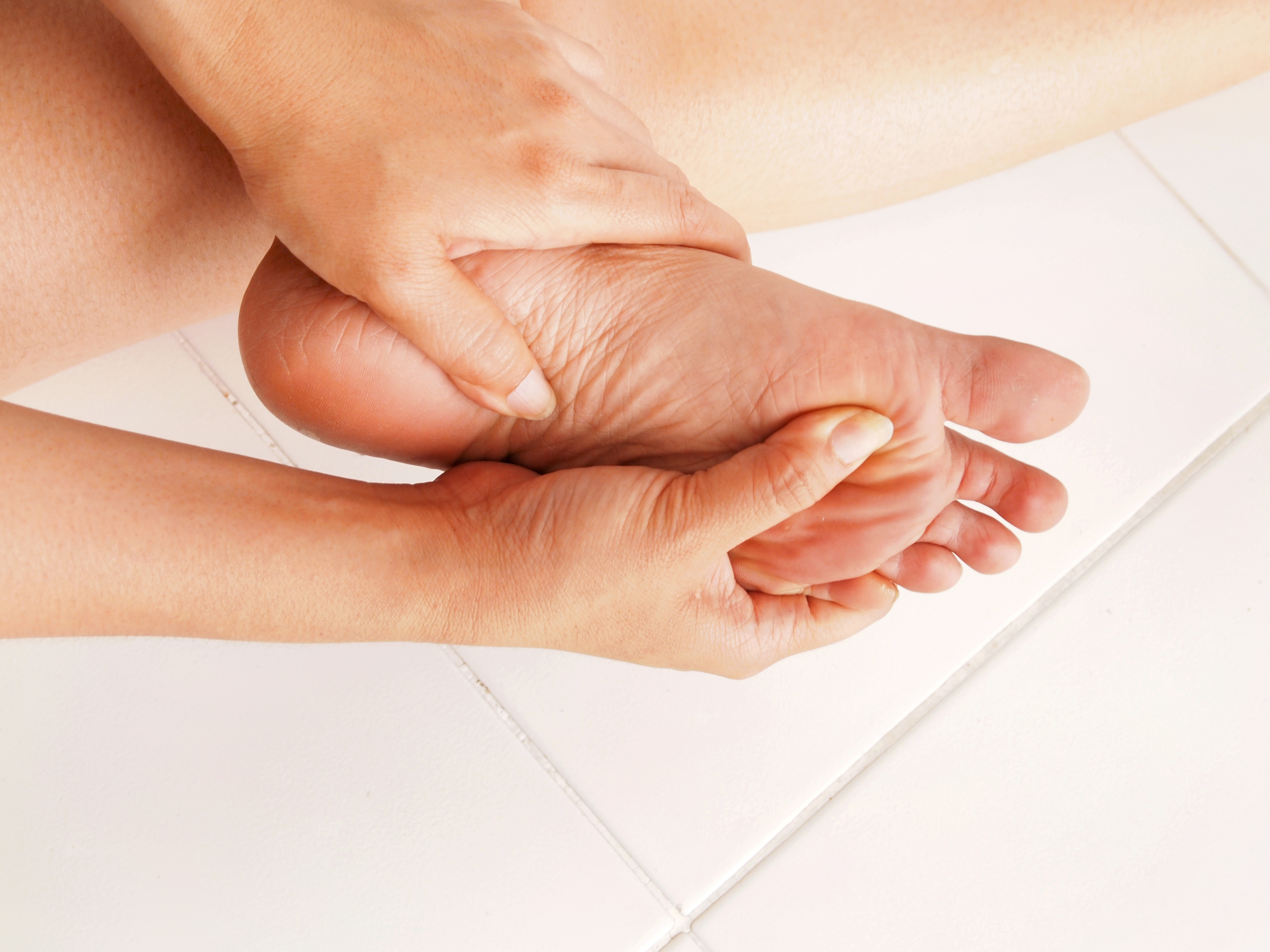 Plantar Fasciitis Treatment with our Chiropractor in Chesapeake VA who may also suggest orthotic soles for your shoes